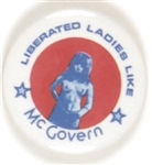 Liberated Ladies for McGovern