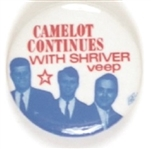 McGovern-Shriver Camelot Continues