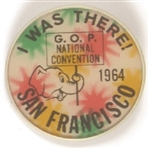 Goldwater I Was There Convention Flasher