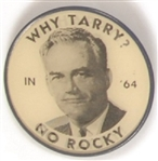Goldwater Why Tarry? Go Barry Flasher