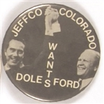 Jeffco Colorado Wants Ford-Dole