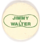 Jimmy and Walter Peanut Pin