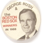 George Bush and the Boston Red Sox