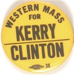 Western Massachusetts for Kerry-Clinton