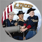 Obama F Troop by Brian Campbell
