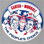 Carter-Mondale the Peoples Choice