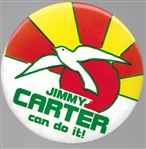 Carter Can Do It Colorful Celluloid