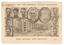 Free Mooney and Billings Labor Postcard