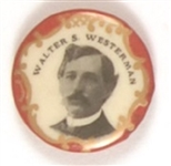 Walter Westerman Prohibition Candidate for Governor of Michigan