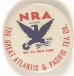 NRA Great Atlantic and Pacific Tea Co