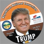 Trump Republican National Convention Cleveland