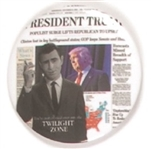 Trump Twilight Zone by Brian Campbell