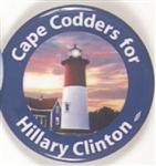 Cape Codders for Hillary Clinton