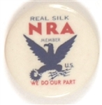 Real Silk NRA We Do Our Part