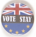 Brexit, Vote Stay