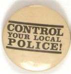 Control Your Local Police