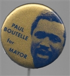 Paul Boutelle for Mayor
