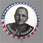 Harry Truman Stars and Stripes