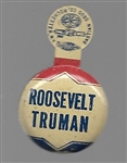 Roosevelt and Truman 1944 Tab