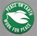 Peace On Earth, Work for Peace