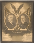Harding-Coolidge America First