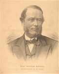 William Daniel, 1884 Prohibition Party Candidate for Vice President