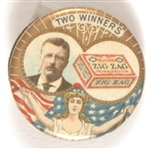 Theodore Roosevelt Zig-Zag Confections