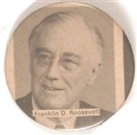 Franklin D. Roosevelt Unknown Picture Pin