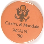 Carter and Mondale Again '80