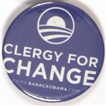 Obama Clergy for Change
