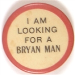 I am Looking for a Bryan Man