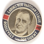 Roosevelt Labor Non Partisan League