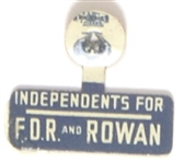 Independents for FDR and Rowan Rare Tab