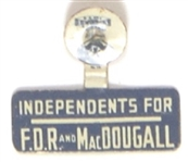 Independents for FDR and MacDougall Rare Tab