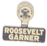 Roosevelt and Garner Tab