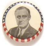 Franklin Roosevelt Stars and Stripes