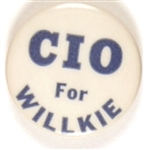 CIO for Wendell Willkie