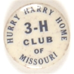 Dewey, Anti Truman 3-H Club of Missouri