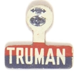 Truman Red, White, Blue Tab