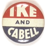 Ike and Cabell Virginia Coattail