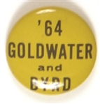 Goldwater and Harry Byrd