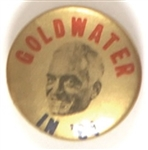 Goldwater Gold Celluloid