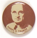 Truman Brown, White Litho