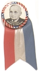 Truman Patriotic Celluloid with Ribbon
