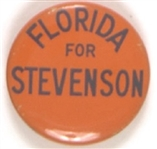Florida for Stevenson