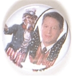 Al Gore Uncle Sam
