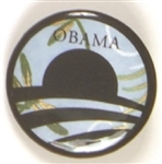 Obama Colorful Celluloid