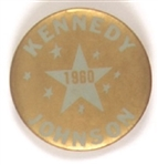 Kennedy Star Celluloid from Iowa