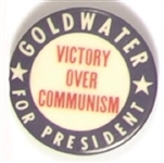 Goldwater Victory Over Communism Celluloid