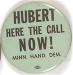"Hubert ""Here the Call"""